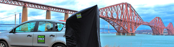 Packa Shack @ Forth Rail Bridge