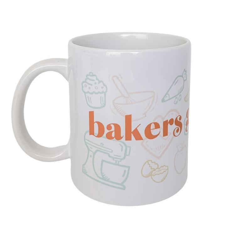 Bakers Gonna Bake Mug