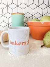 Load image into Gallery viewer, Bakers Gonna Bake Mug