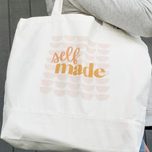 Load image into Gallery viewer, Self Made Tote Bag