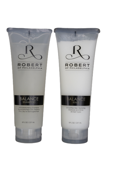 THE BALANCE YOUR HAIR NEEDS Shampoo & Conditioner  COMBO