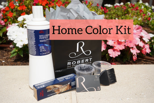 Color Refresh Kit  Local Naples, Bonita, Estero (Stylist formulation on file)