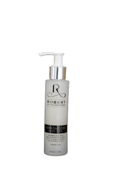 Smoothing Serum reduce Frizz improves moisture balance • KERA SMOOTH