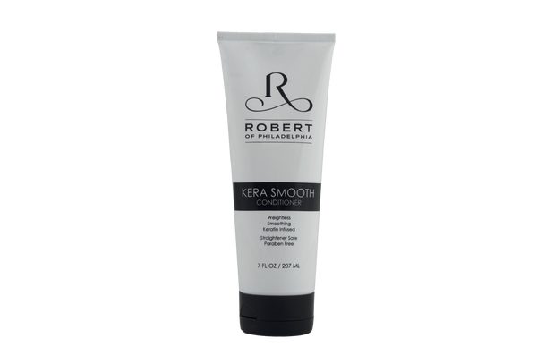 Kera Smooth Conditioner Safe for use on chemically and color treated hair