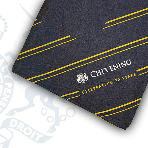 Chevening vintage square scarf