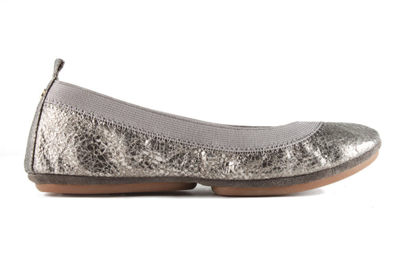 Samara Pewter Grey - Yosi Samra Women's shoes