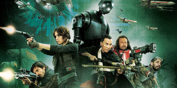 Movie Rant - Rogue One: A Star Wars Story (contains minor spoilers!)