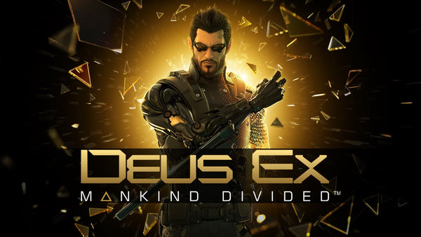 Spoiler-Free Video Game Review In Progress - Deus Ex: Mankind Divided