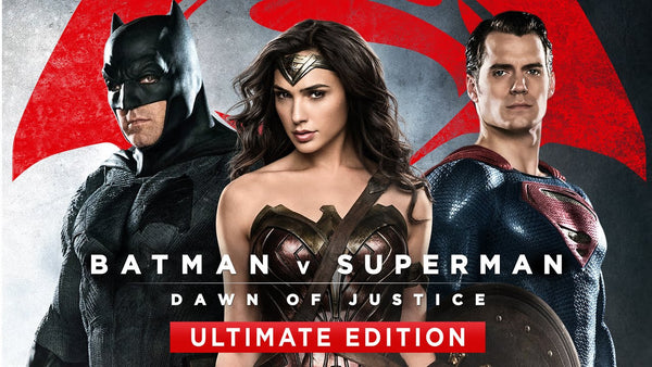 5 Ways BvS Goes from Good to Great with the Ultimate Edition!