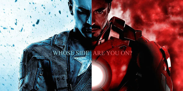 Spoiler-Free Movie Review - Captain America: Civil War