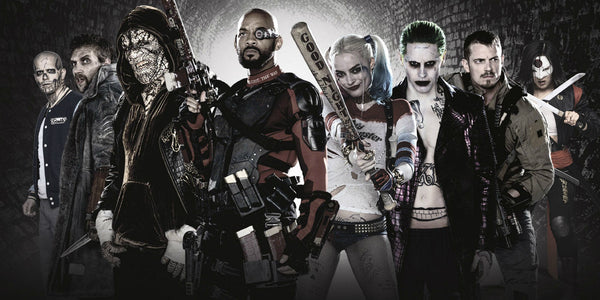 Three things Suicide Squad did well and three things it did not so well
