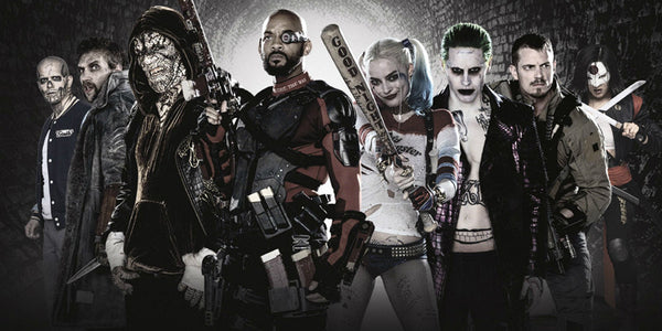 Contest Alert! A Free Pair of Movie Tickets to Catch Suicide Squad!