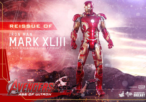 Hot Toys - MMS485D24 - Iron Man 2 - Neon Tech Iron Man Mark IV