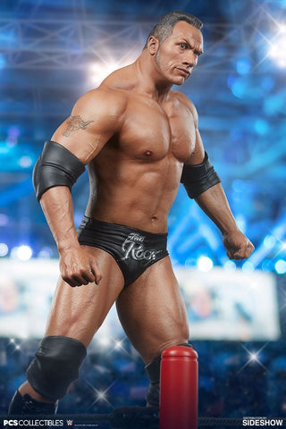 Pop Culture Shock Collectibles - WWE - The Rock (1/4 Scale)