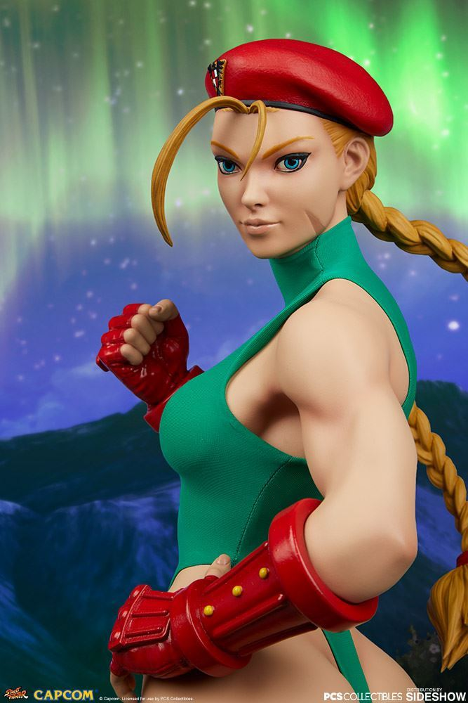 Pop Culture Shock Collectibles - Street Fighter 2 Classic - Cammy (1/3 Scale)
