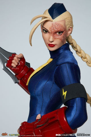 Pop Culture Shock Collectibles - Street Fighter - Cammy: Decapre (1/3 Scale)