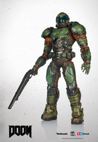 ThreeA - Doom - The Doom Marine - Marvelous Toys - 1