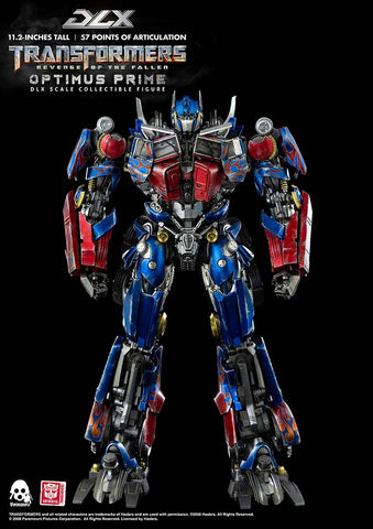 Threezero - DLX Scale - Transformers: Revenge of the Fallen - Optimus Prime (Reissue)