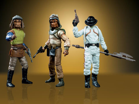 Hasbro - Star Wars: The Vintage Collection - Tatooine Skiff Guards Set