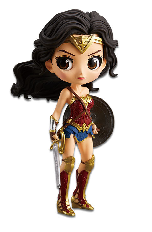 Banpresto - Q Posket - Justice League - Wonder Woman
