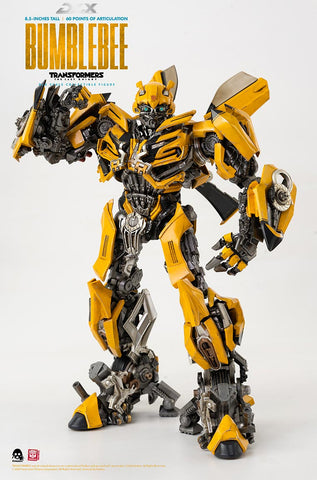 Threezero x Hasbro - Transformers: The Last Knight - Bumblebee (DLX Scale)
