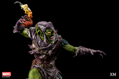 XM Studios - Marvel Premium Collectibles - Green Goblin (Ver. A) (1/4 Scale)