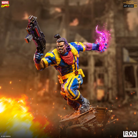 Iron Studios - BDS Art Scale 1:10 - Marvel's X-Men - Bishop