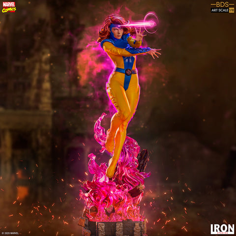 Iron Studios - BDS Art Scale 1:10 - Marvel's X-Men - Jean Grey