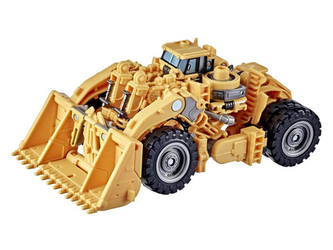 Hasbro - Transformers Generations - Studio Series 60 - Revenge of the Fallen - Voyager - Constructicon Scrapper