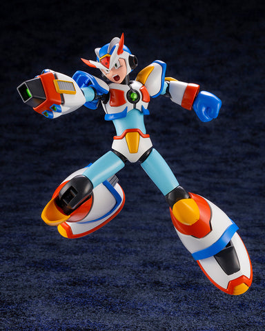 Kotobukiya - Rockman (Mega Man) X Max Armor Model Kit (1/12 Scale) (Repackaged Ver.)