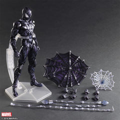 (IN STOCK) Play Arts Kai - Marvel Universe Variant - Spider-Man (Limited Color Ver.) - Marvelous Toys - 5
