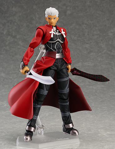 Figma - 223 - Fate/stay night - Archer - Marvelous Toys - 1