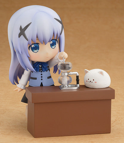 Nendoroid - 558 - Is the Order a Rabbit? - Chino (Reissue)