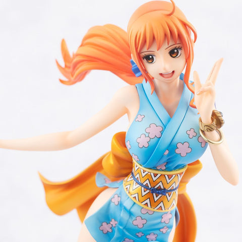Megahouse - One Piece - Portrait.Of.Pirates - Warriors Alliance - Kunoichi Onami