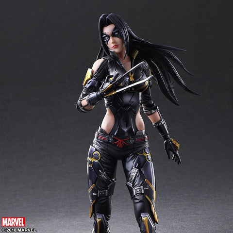 Play Arts Kai - Marvel Universe Variant - X-23