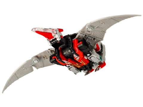 Hasbro - Transformers Generations - Power of the Primes - Dinobot Red Swoop (Deluxe)