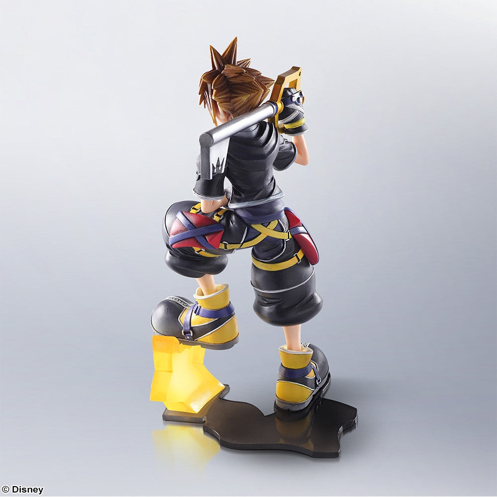 Static Arts Gallery - Kingdom Hearts II - Sora - Marvelous Toys - 3