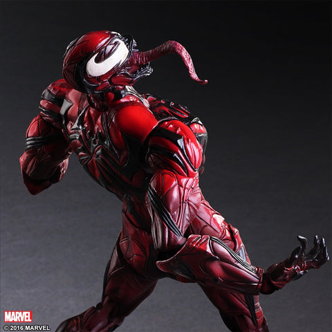 (IN STOCK) Play Arts Kai - Marvel Universe Variant - Venom (Limited Color Ver.) - Marvelous Toys - 2