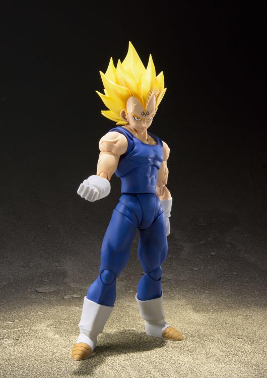 S.H.Figuarts - Dragon Ball Z - Majin Vegeta (TamashiiWeb Exclusive)