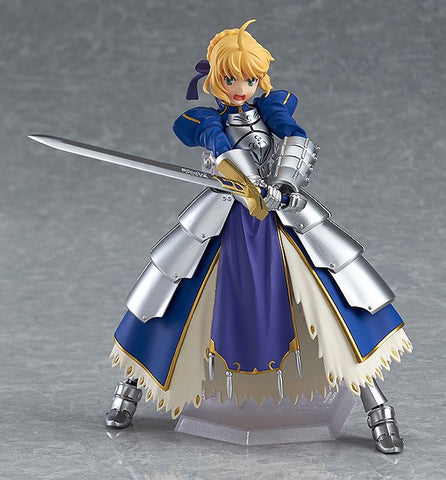 figma - 227 - Fate/stay night - Saber 2.0 (Reissue)