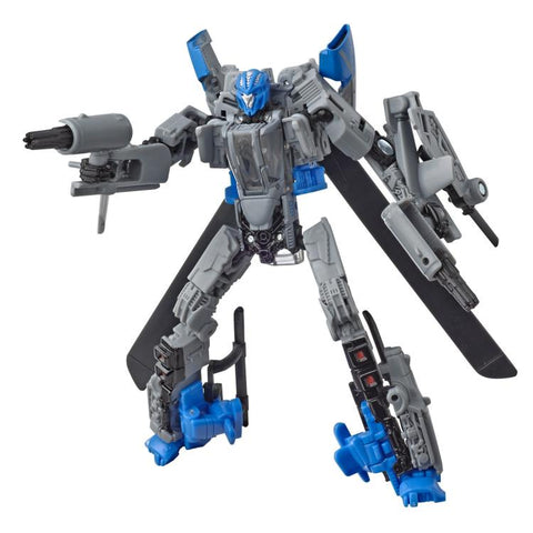 Hasbro - Transformers Generations - Studio Series 22 - Deluxe - Dropkick