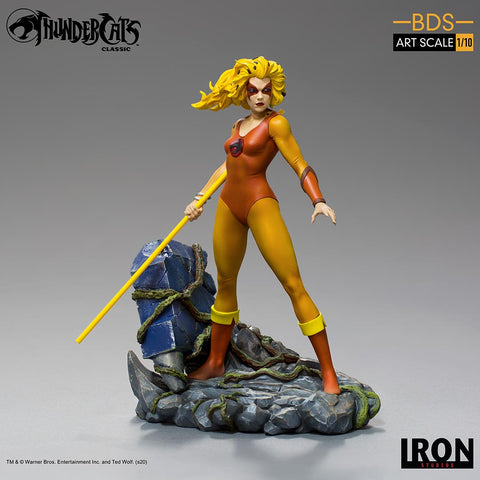 Iron Studios - BDS Art Scale 1:10 - ThunderCats - Cheetara