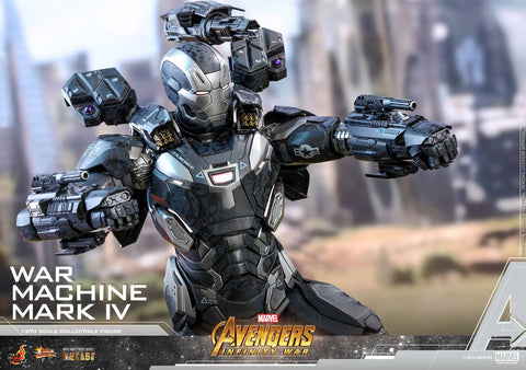 Hot Toys - MMS499D26 - Avengers: Infinity War - War Machine Mark IV
