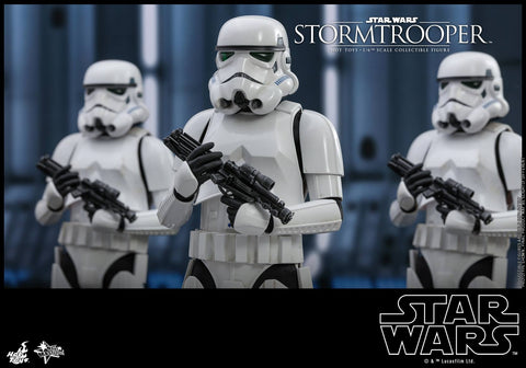Hot Toys - MMS514 - Star Wars - Stormtrooper