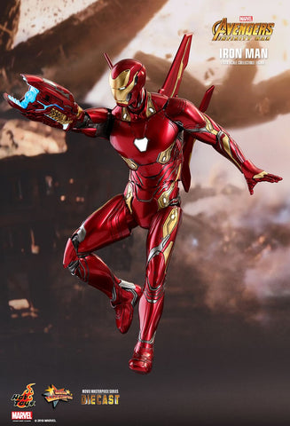 Hot Toys - MMS473D23 - Avengers: Infinity War - Iron Man Mark L (50) (Reissue)