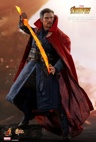 (IN STOCK) Hot Toys - MMS484 - Avengers: Infinity War - Doctor Strange