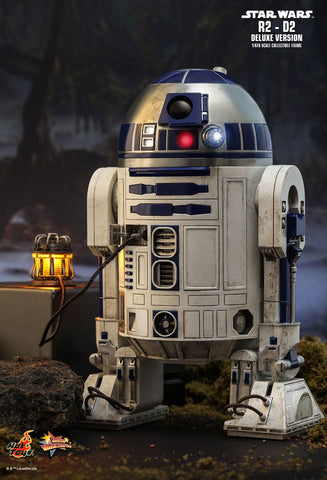 Hot Toys - MMS511 - Star Wars - R2-D2 (Deluxe Version) (1/6 Scale)