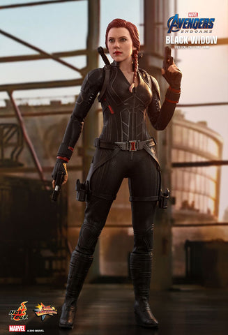 Hot Toys - MMS533 - Avengers: Endgame - Black Widow