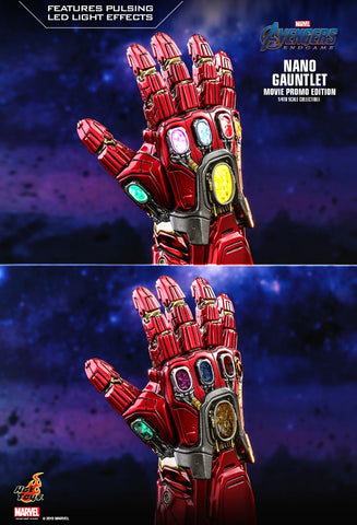 Hot Toys - ACS008 - Avengers: Endgame - Nano Gauntlet (1/4 Scale) (Movie Promo Edition)