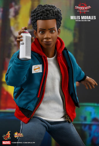 Hot Toys - MMS567 - Spider-Man: Into the Spider-Verse - Miles Morales
